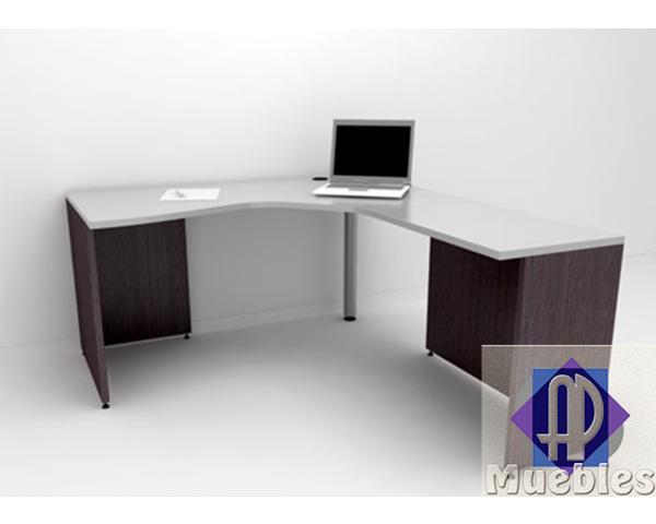 Escritorios esquineros ap muebles - Imagenes de muebles esquineros ...